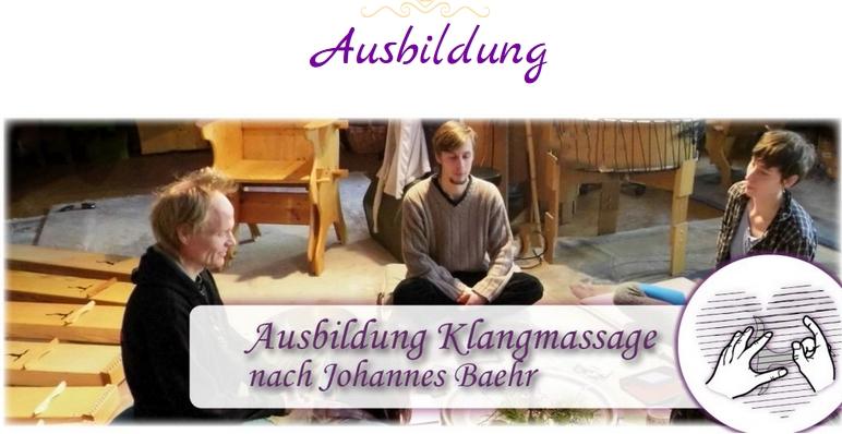 Klangmassage Ausbildung @ Klangraum Witzenhausen | Witzenhausen | Hessen | Deutschland